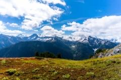 Views from Cascade Pass