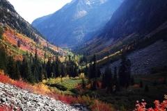 Stehekin Valley from Cascade Pass